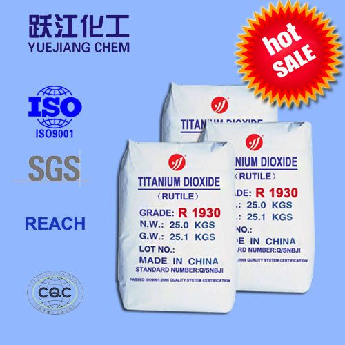 Titanium Dioxide Rutile R1930 for General Purpose