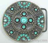 Lady's roller buckle