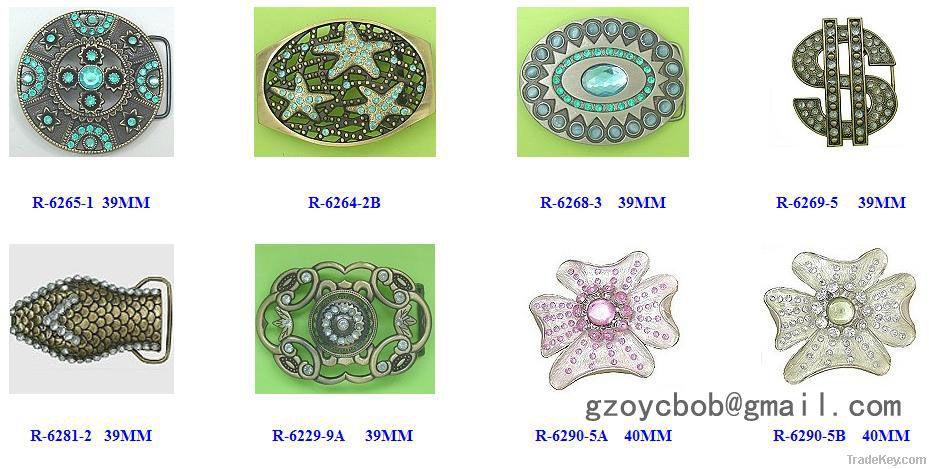 Fabric belt buckles, Ladies' fashion buckles, cheap belt, handbag buckle