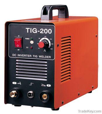 TIG200 Inverter DC argon arc welding