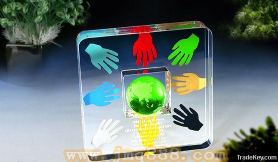 crystal gift