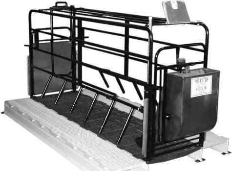farrowing crate