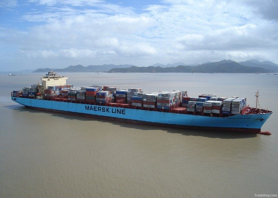 Sea shipping agent from China