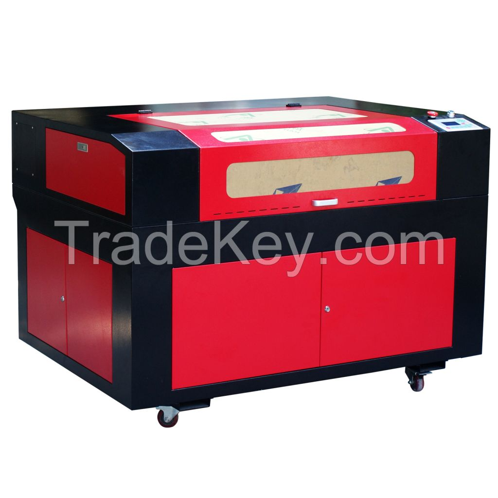 high performance cnc laser cutting machine with 1200*900mm working size