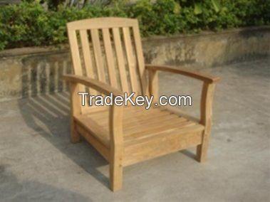 Solid Teak wood outdoor garden furniture