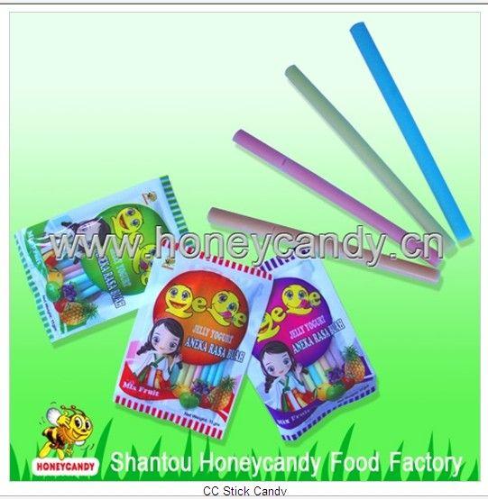 Powder Stick Candy