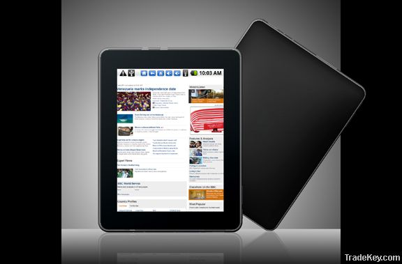 Capacitive Touchscreen Tablet PC