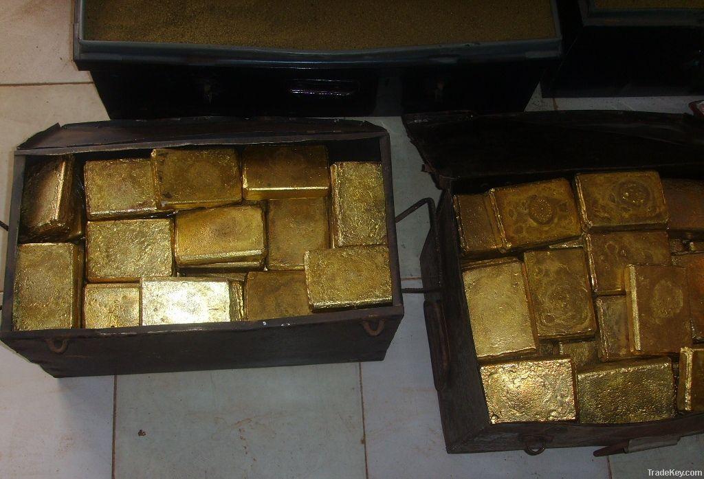 Gold Bars | Gold Bullion