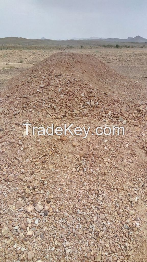 zinc ore 20 %  to sell