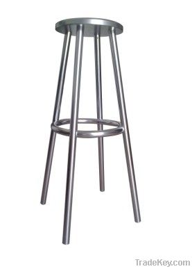 aluminum bar stool