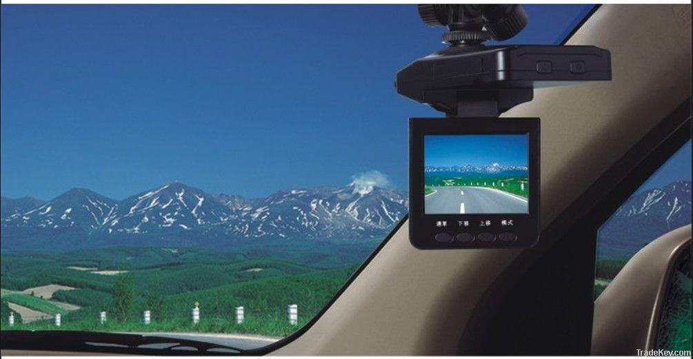 HD car black box with 2.5 inch screen