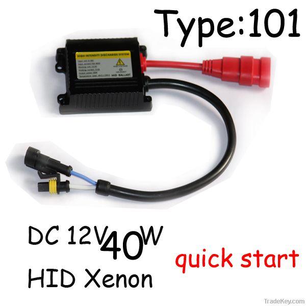 Car Headlight HID Xenon Conversion Kit DC 12V40-45W