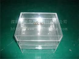 Acrylic Craft Box