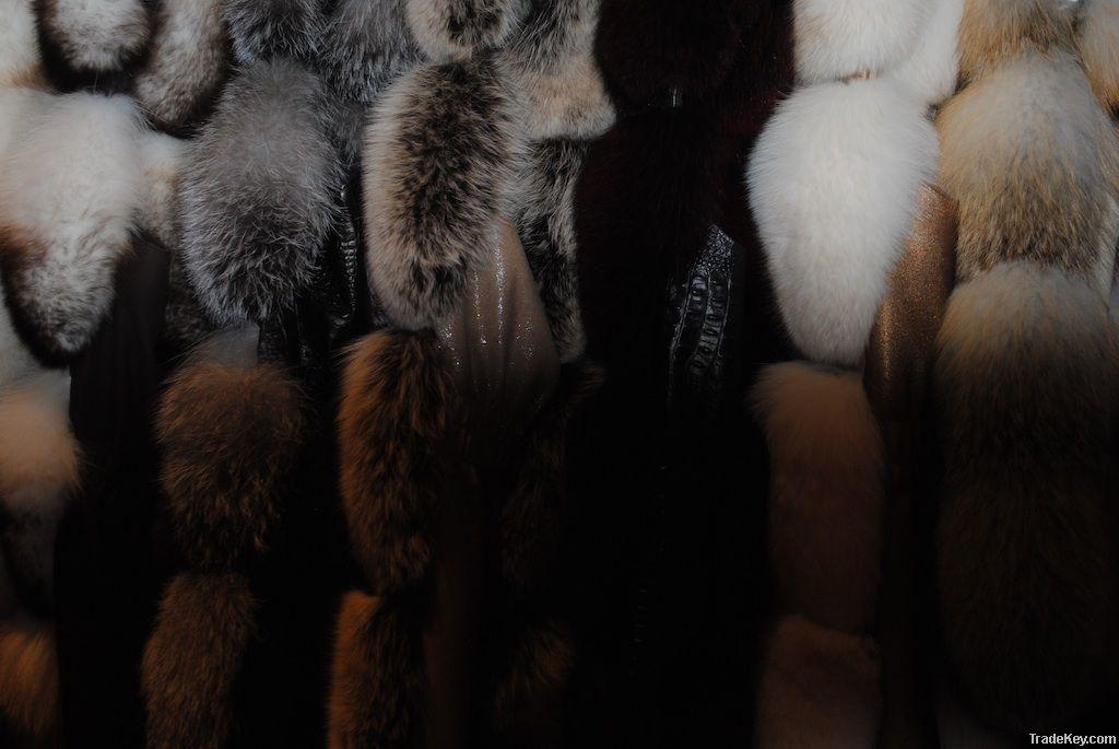 theos fur coat