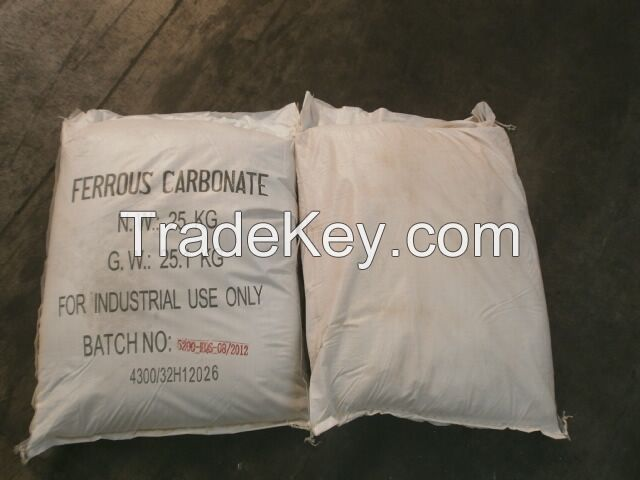 Ferrous carbonate