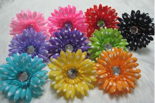 Crystal Gerbera Daisy (Artificial Flower)