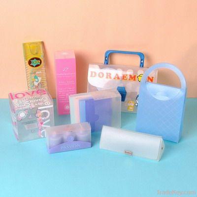 plastic package