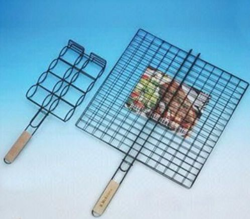 Stainess Steel Wire Mesh Barbeque Grill