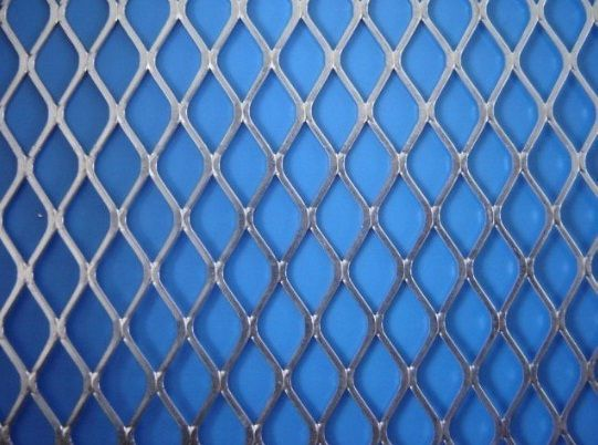 Diamond Shape Stainelss Steel Wire Mesh