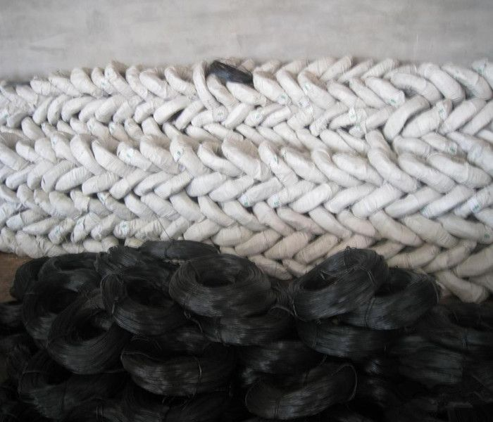 black annealed tie wire