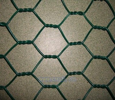 PVC Coated Chicken Mesh