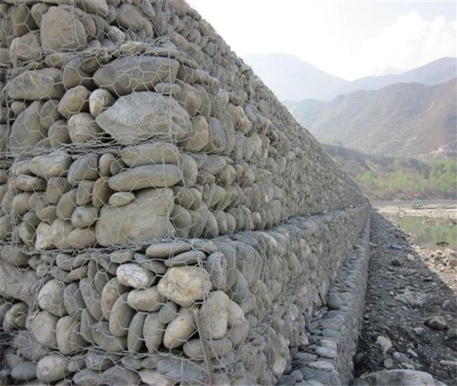 Double Twisted Wire Fence Gabion Box