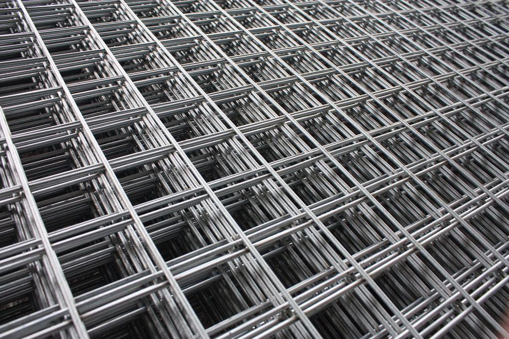 Reinforced Concrete Steel Welded Wire Mesh Panel