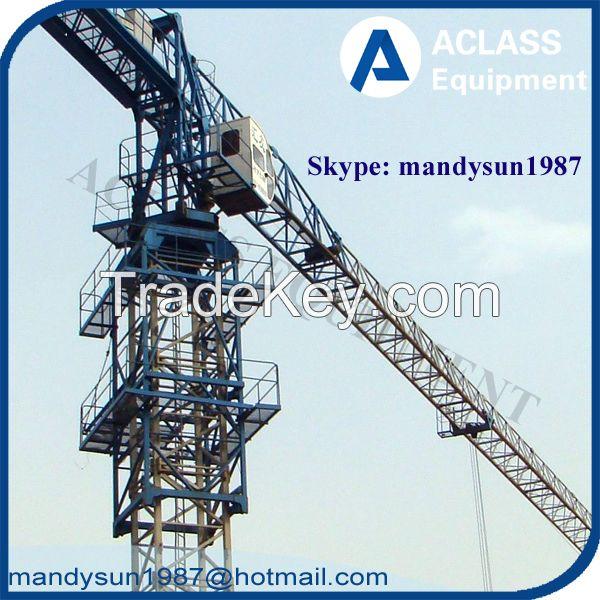 QTP5010 Topless Tower Crane 4ton Grue Tour