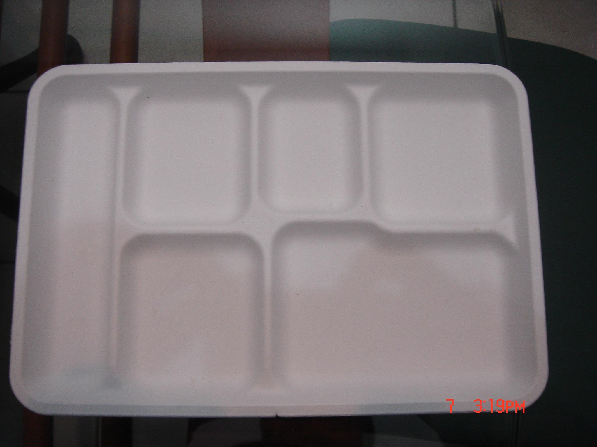Pulp Molding Food Wares