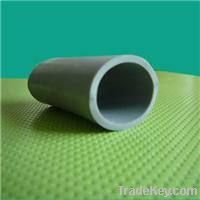 Automotive silicone tube