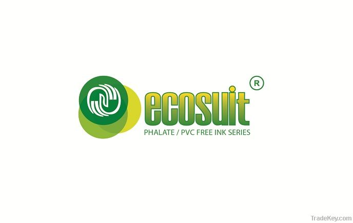 EcoSuit Plastisol Screen printing Ink