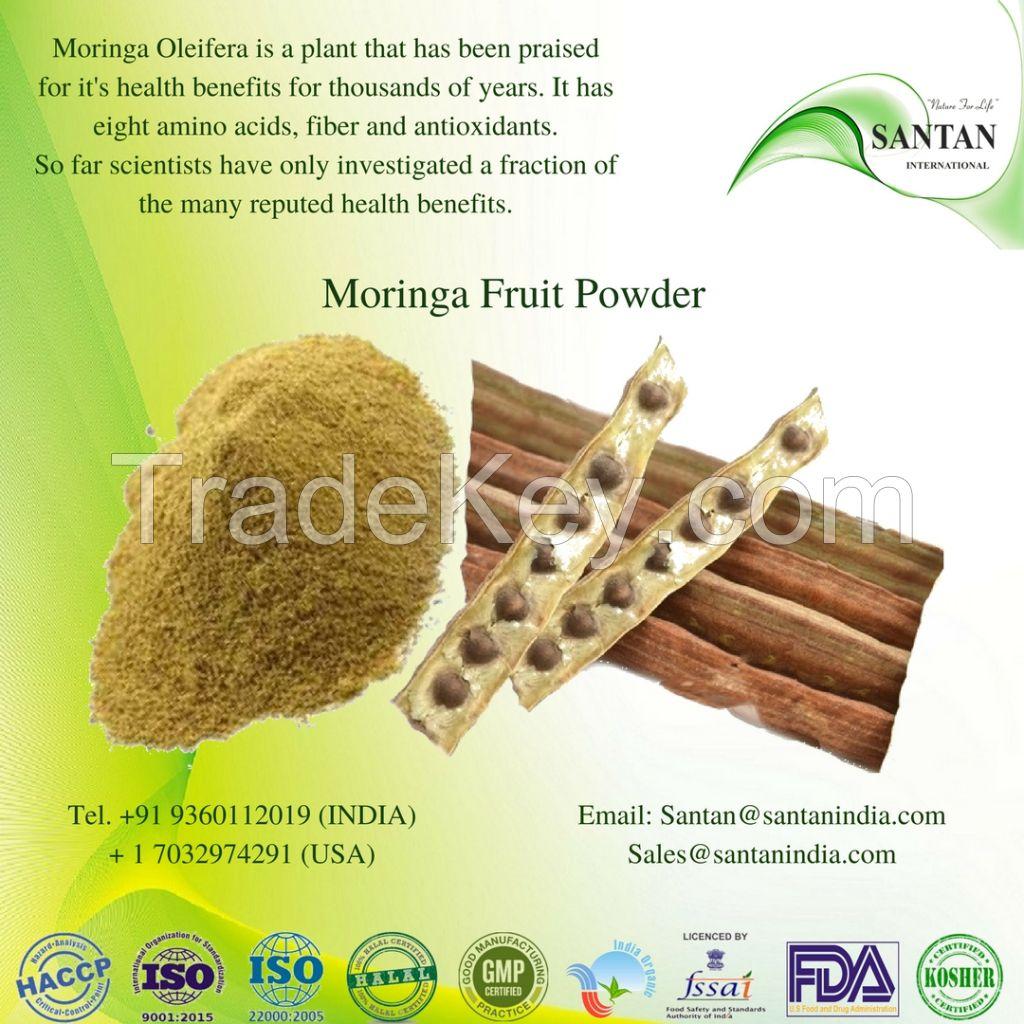 Morninga fruit powder