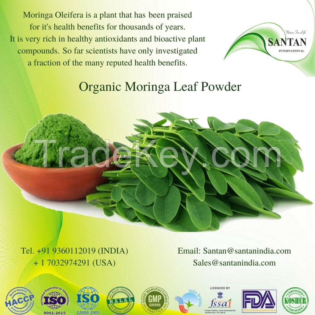 Moringa Leaf Powder ORGANIC