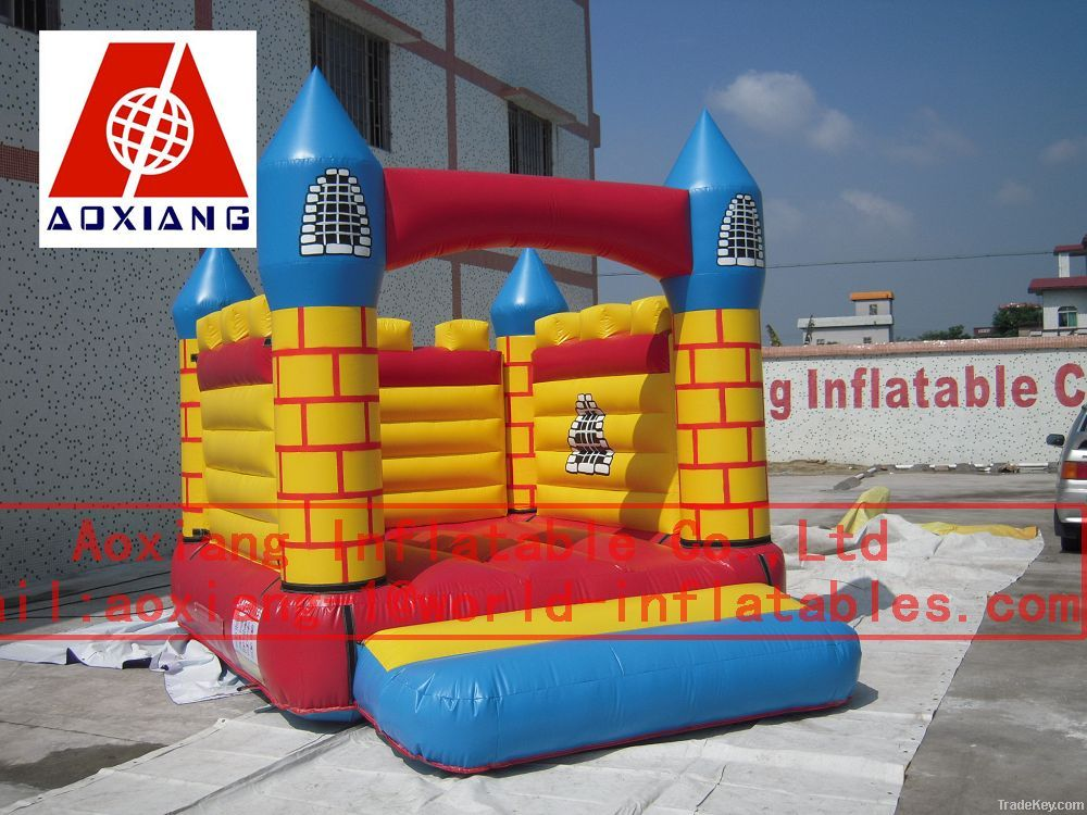 2011 hot sale snail inflatable paly house