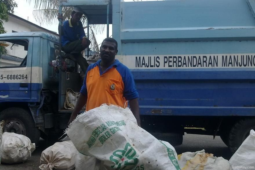 Malaysia Waste Collection Services