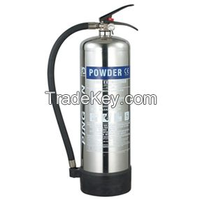 Stainless Steel Fire Extinguisher (PAPS-9)