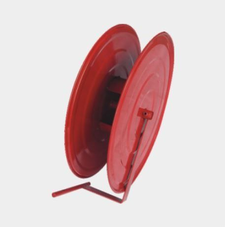 Fire Fighting Hose Reel with Manual Swing