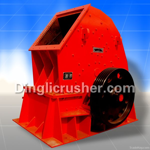 Dingli heavy type 50-1000T/h quarry stone crushing plant