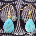 Handmade Gemstone Earrings
