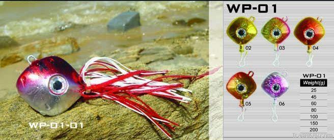 lead fish