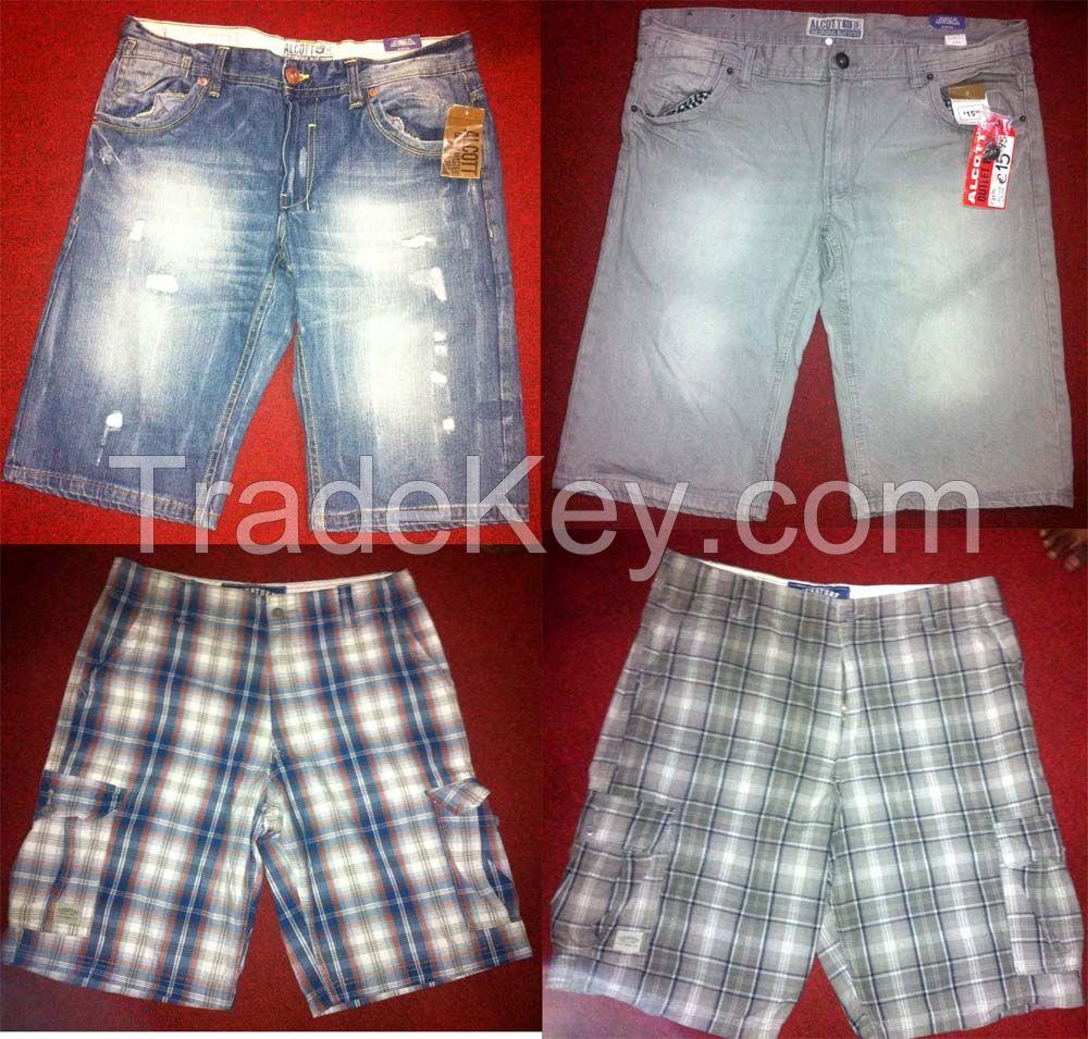 Mens Shorts Ladies Shorts Girl's Shorts Boys Shorts Knitted Shorts