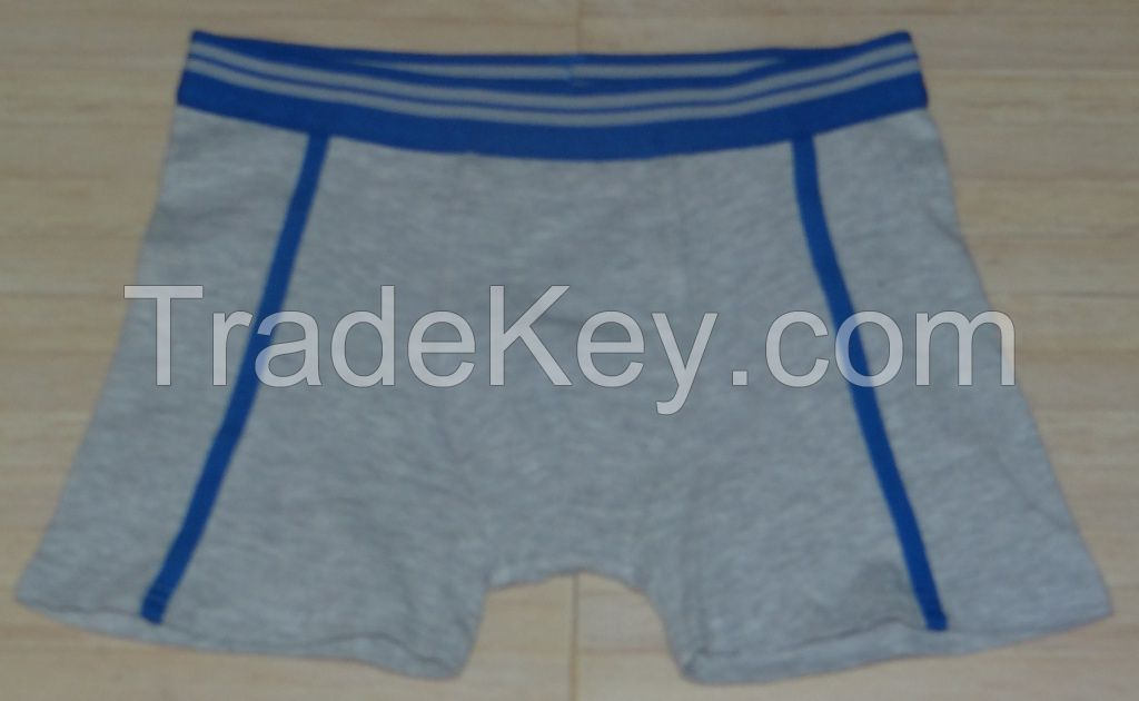 Mens Underwear Boxer from Ready Stock and Private Label Order