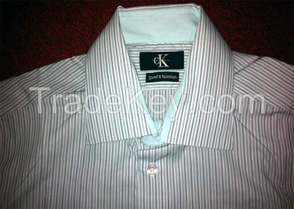 Apparel Stock Branded Mixed - T Shirts Shirts Trousers Polo Shirts Jeans