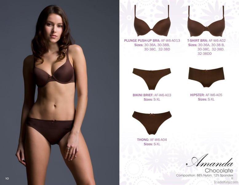 Amanda Lingerie Set