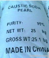 caustic soda pearls 99% 96% CAS No.: 1310-73-2 NaOH