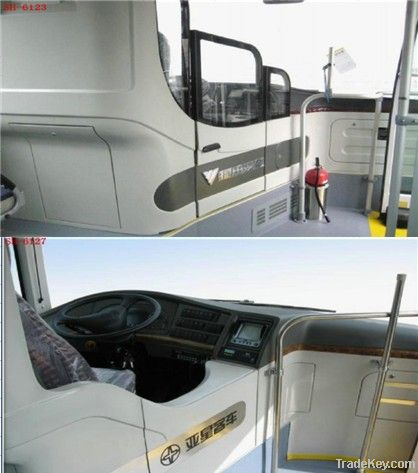 driver's compartment, safety compartment
