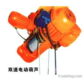 Two-Speed Electric Hoist