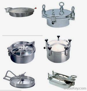 Sanitary Manhole(YAD, YAA, YAB, YAE, YAF, YAC)