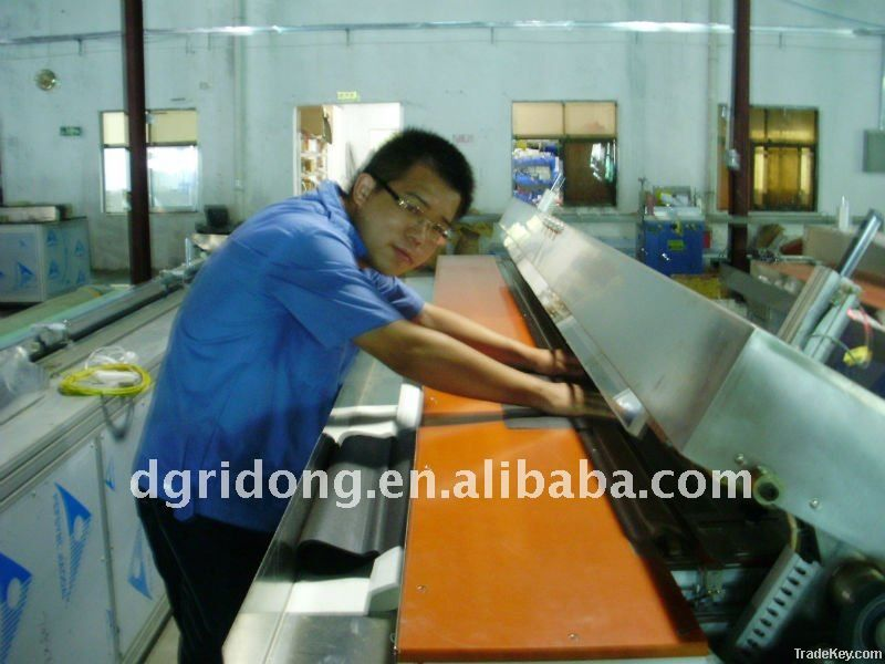Automatic Blinds Fabric Welding Machine/Hot Seam Welding Machine
