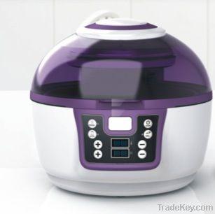 Auto-frying roaster